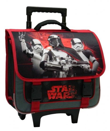 Disney trolley rugzak Star Wars Captain Phasma 16 liter rood