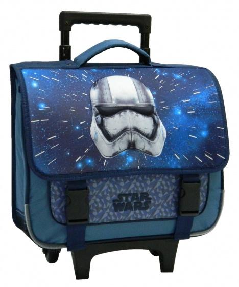 Disney trolley rugzak Star Wars Stormtrooper 16 liter blauw
