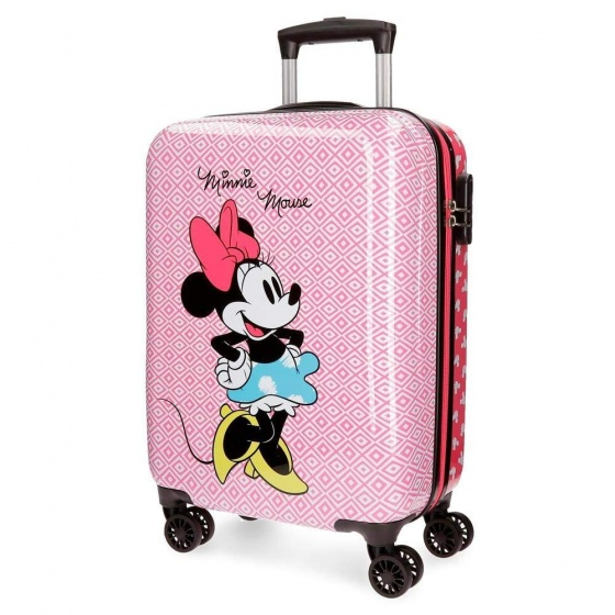 Disney trolley Minnie Mouse 33 liters girls pink ...