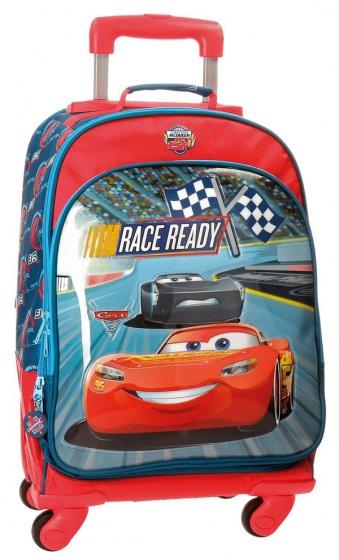 Disney trolley rugzak Cars 29 liter jongens rood kopen