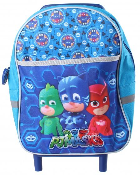 Disney trolley-rugzak PJ Masks junior 6 liter blauw