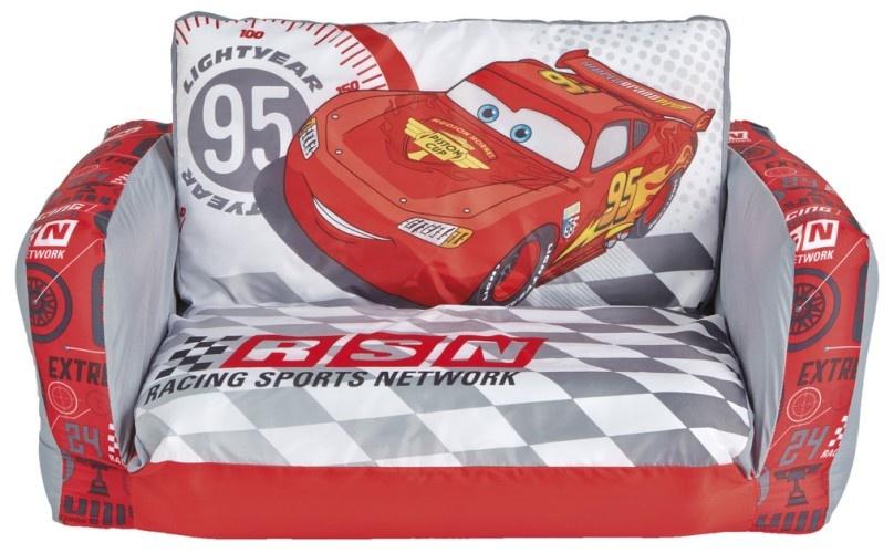 Disney Uitklapstoel Cars 105 X 68 X 26 cm