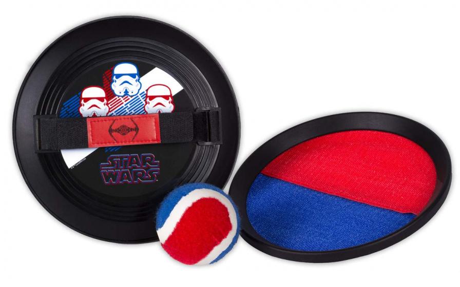 Disney vangbalspel Star Wars 18 cm 3 delig
