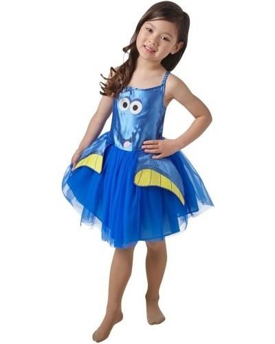 Disney Verkleedpak Finding Dory Dory tutu blauw 104