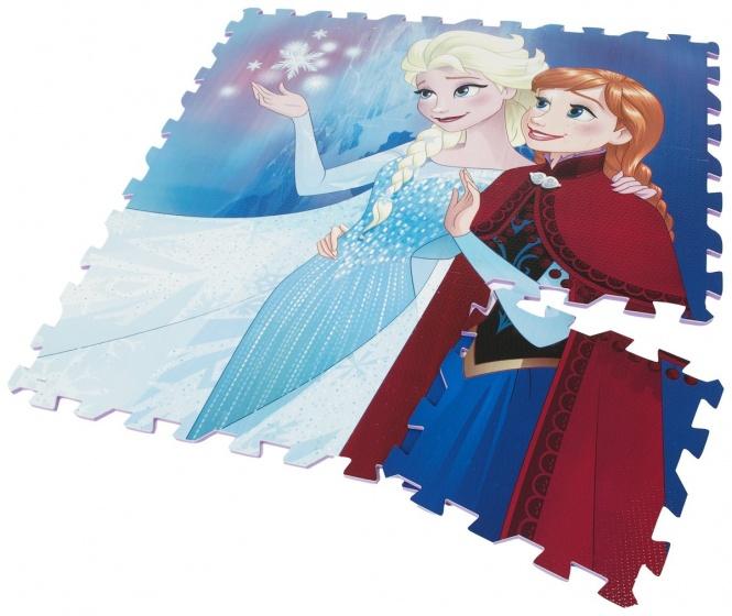 Disney vloerpuzzel Frozen 9 stukken
