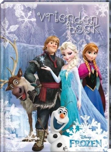 Disney Vriendenboek Frozen