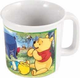 Disney Winnie the Pooh mok 260 ml wit