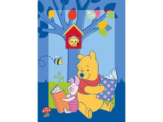Disney Winnie The Pooh Speelkleed 95 X 133 cm Story