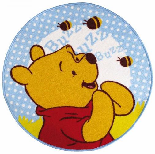 Disney Winnie The Pooh Speelkleed rond junior lichtblauw 80 cm