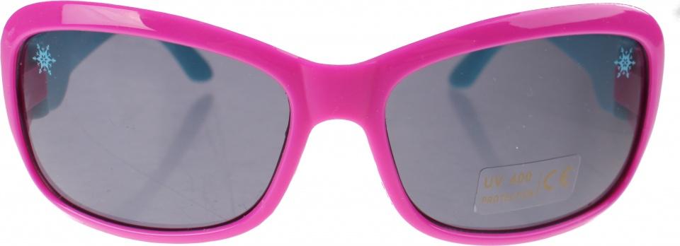 Disney zonnebril Frozen blauw/roze