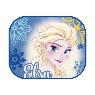 Disney zonnescherm Frozen 2 stuks 45 x 36 cm + kleurplaat kopen