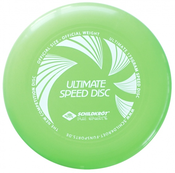 Donic Schildkröt frisbee Ultimate 27 cm groen