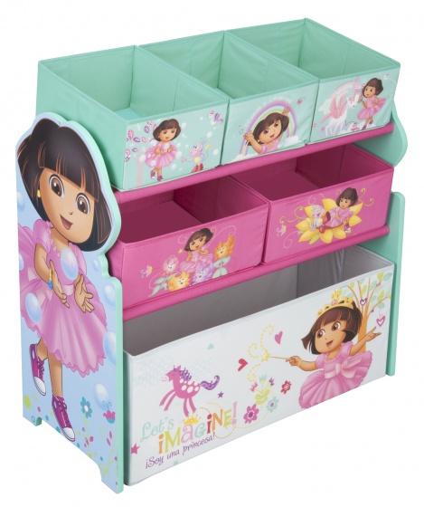 Nickelodeon Dora speelgoed opbergkast 64 x 66 x 30 cm