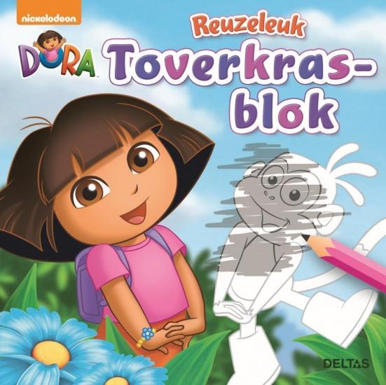 Nickelodeon Toverkrasblok Dora