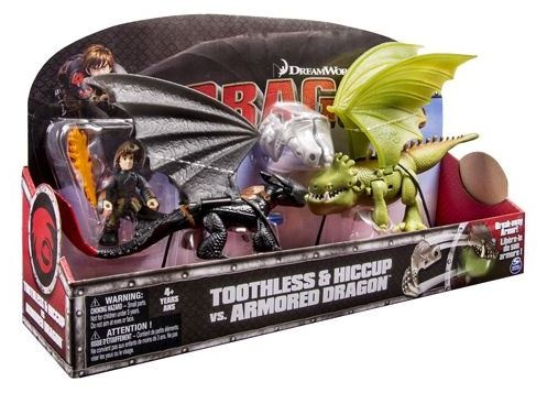 Dragons Set Toothless/Armored