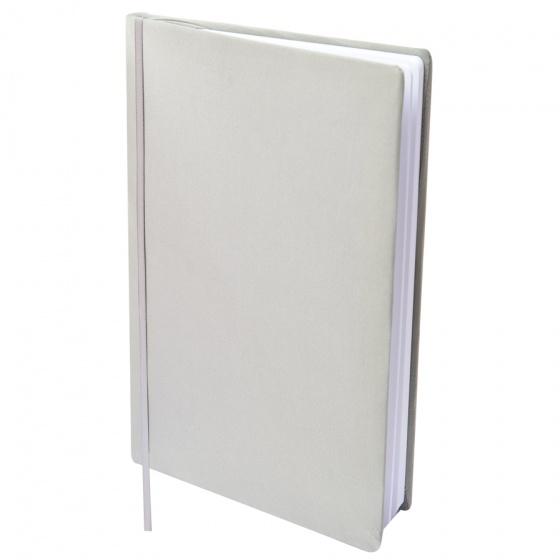 Dresz elastische boekenkaft XL textiel/elastaan grijs