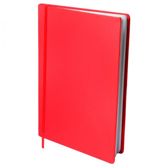 Dresz elastische boekenkaft XL textiel/elastaan rood