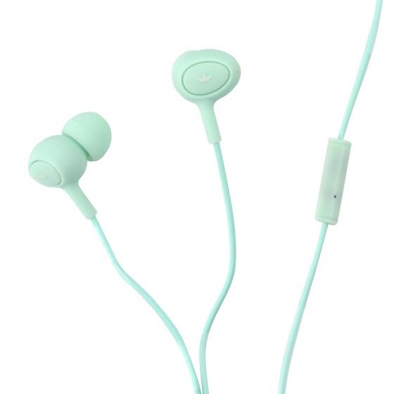 Dresz In ear oordopjes kunststof/siliconen blauw kopen