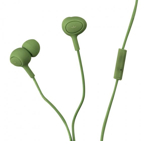 Dresz In ear oordopjes kunststof/siliconen groen kopen