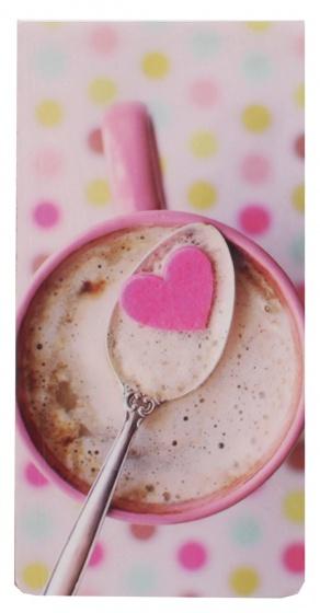 Dresz magnetische boekenlegger I love Coffee 9 x 4,5 cm
