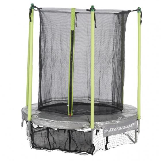 Dunlop trampoline met veiligheidsnet 182 x 45 cm