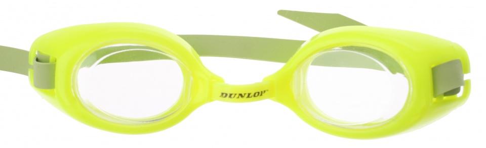 Dunlop zwembril 3 9 jaar junior geel