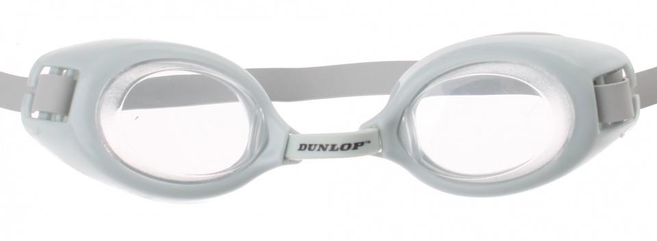 Dunlop zwembril 3 9 jaar junior grijs