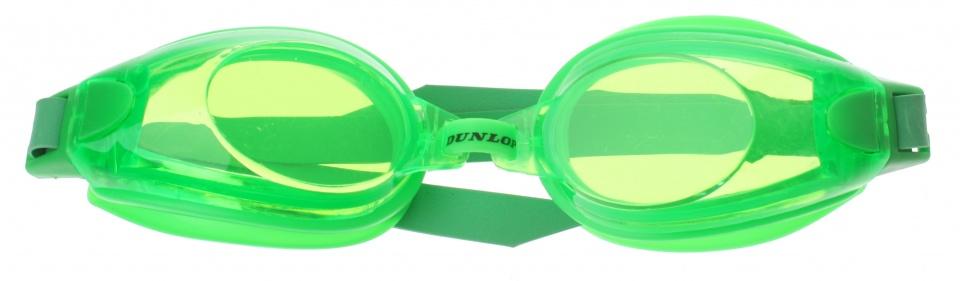Dunlop zwembril unisex groen
