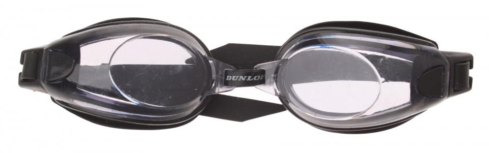 Dunlop zwembril unisex zwart