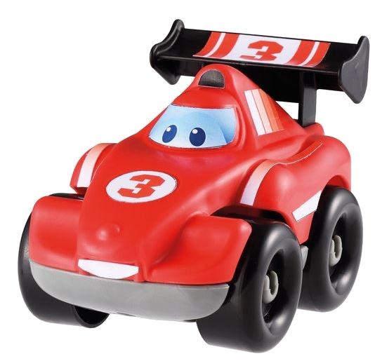 écoiffier Abrick bouwpakket raceauto rood 7 delig