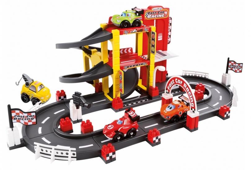 Abrick Formule 1 garage circuit
