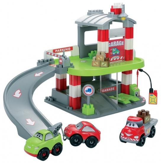 Garage Incl. 3 Auto's