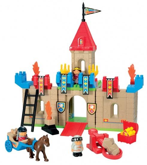 écoiffier Abrick: kasteel