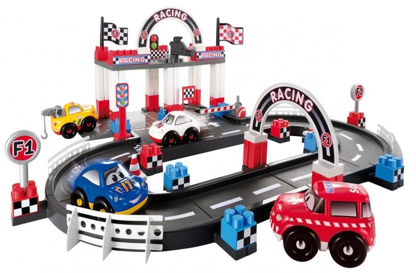 écoiffier Abrick: racebaan