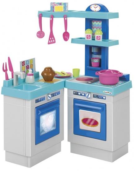 écoiffier French Cuisine: speelgoedkeuken in twee delen