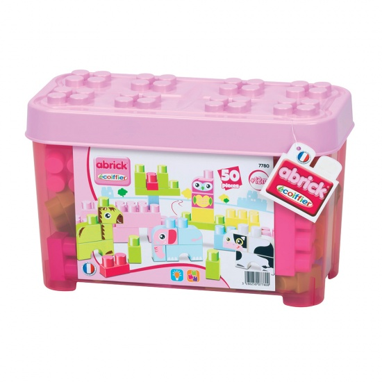 Maxi Roze Dierenbox, 50dlg