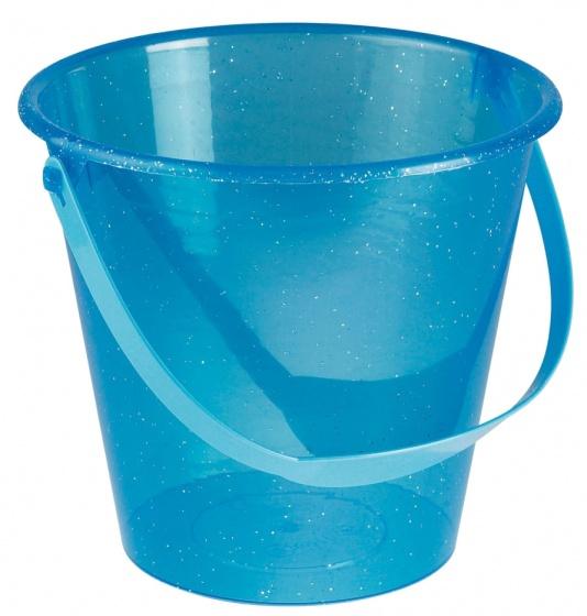 écoiffier strandemmer blauw 17 x 16 cm