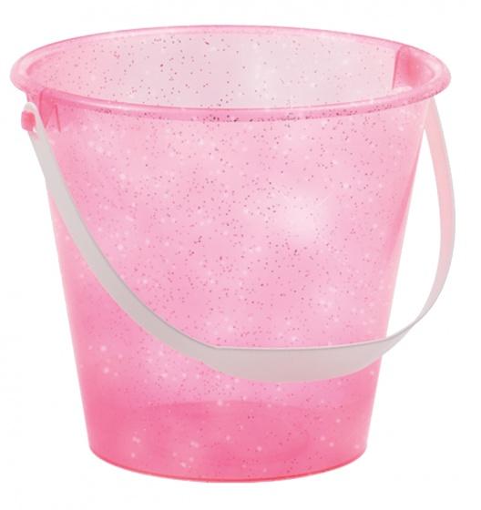 écoiffier strandemmer roze 16 x 17 cm
