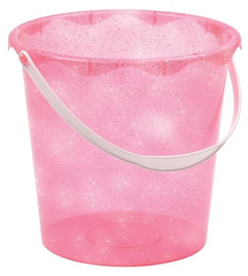 écoiffier strandemmer roze 20 x 21 cm