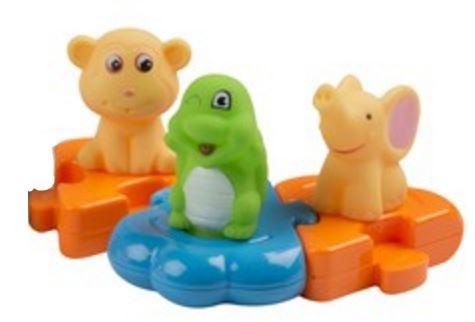 Eddy Toys Badpuzzel set olifant