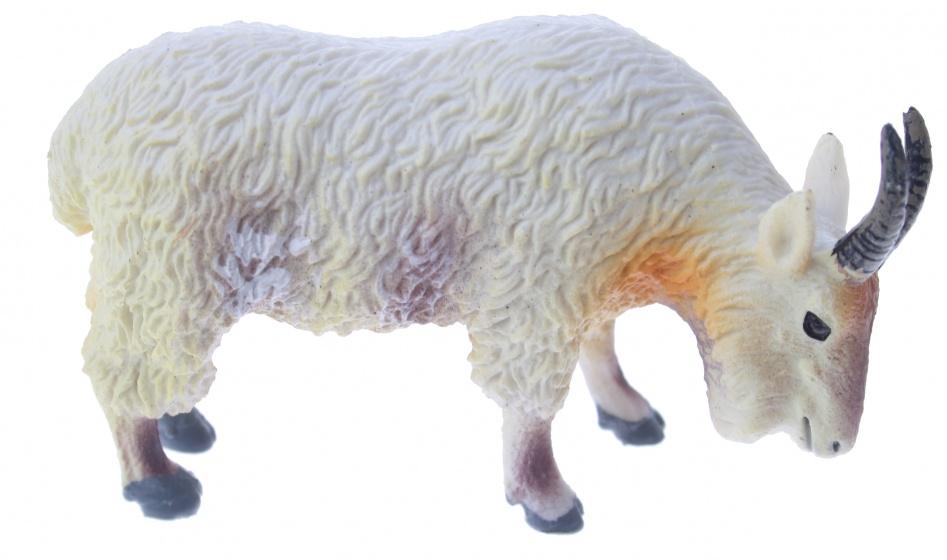 Eddy Toys boerderijdier geit 9 cm