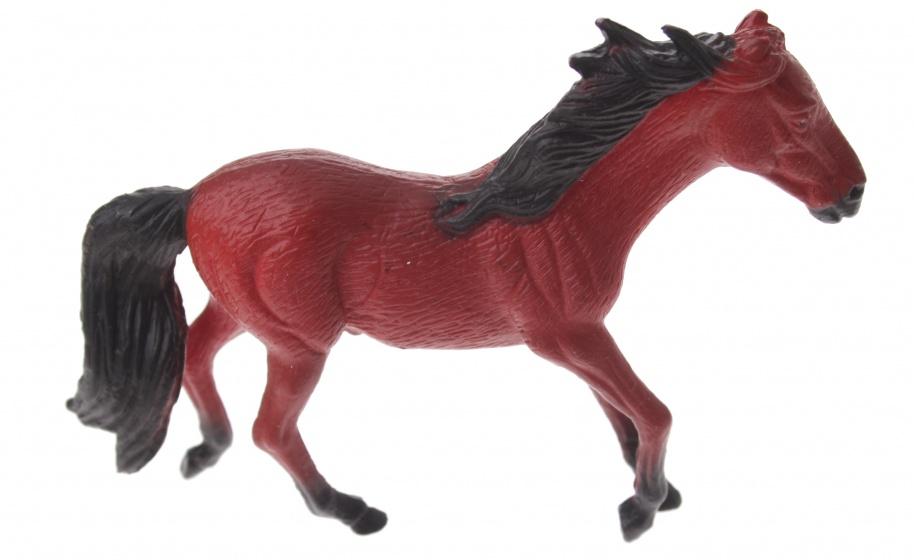 Eddy Toys boerderijdier paard 9 cm