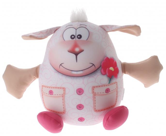 Eddy Toys Dierenvriend knuffel schaap 20 cm