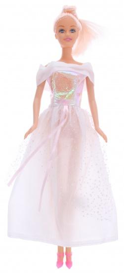 Eddy Toys Fashion Doll Princess Pop 29 cm Wit