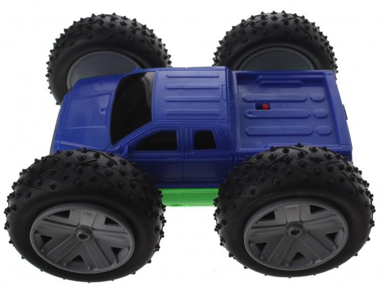 Toy Cars That Flip Over : Eddy toys flipover car green purple cm internet