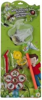Eddy Toys Insectenvanger Insectdoos 4 delig