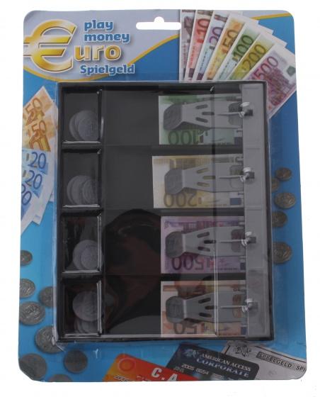 Eddy Toys kassalade met speelgeld euro