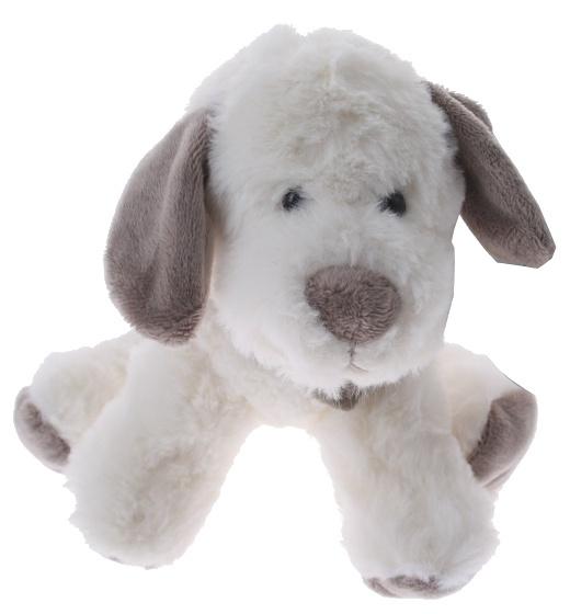 Eddy Toys knuffel hond pluche 23 cm