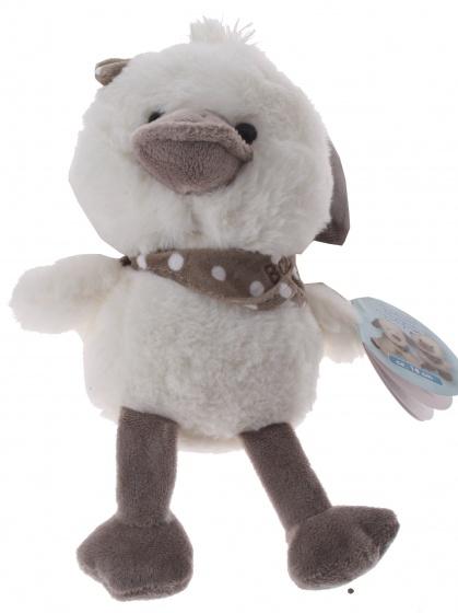 Eddy Toys knuffel kuiken pluche 18 cm