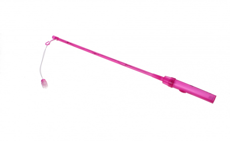 Eddy Toys lampionlampje led 50 cm roze